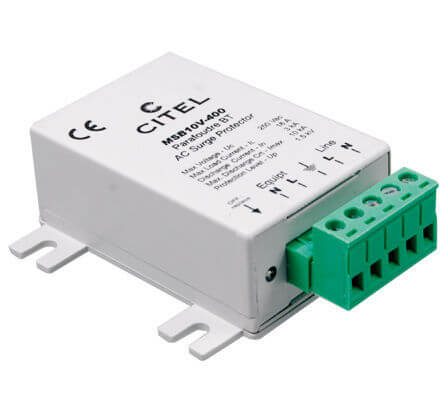 Low-voltage surge arrester / type 2 / for OEM integration