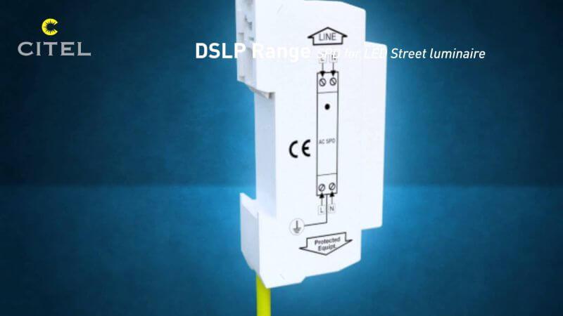 LED aydınlatma yıldırımdan ve aşırı gerilimden koruma parafuduru