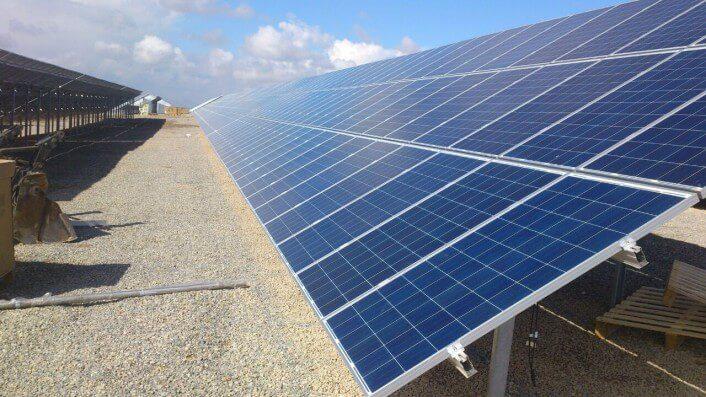 Enpoc güneş santrali yıldırım ve aşırı gerilimden korunması