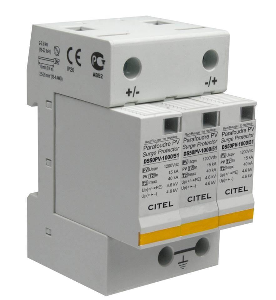 FotoVoltaik Dc Parafudrlarda En 50539-11 Standardının Önemi