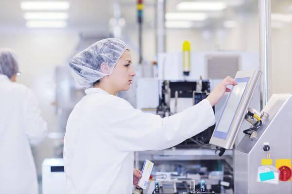 İlaç fabrikası yıldırımdan korunma