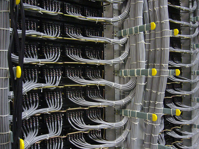 Telekom hatları yıldırım koruma