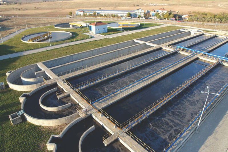 Su arıtma tesisleri yıldırım ve aşırı gerilimden korunmalıdır.