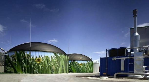 Biyogaz tesisleri yıldırım risk seviyeleri en yüksek seviyededir.