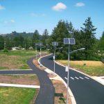 Güneş Enerjisi Santrallerinde LED ve Kamera Koruma