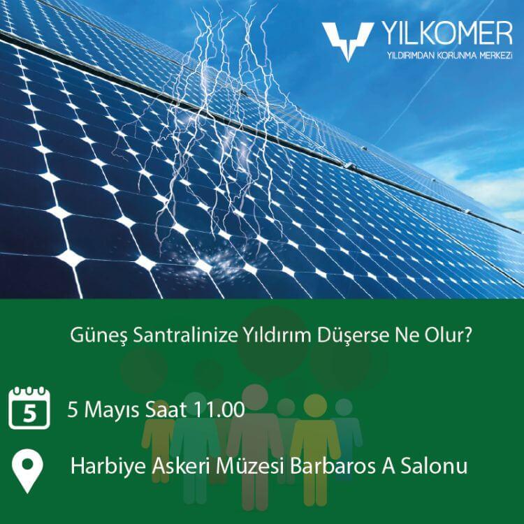 Solar Baba Güneş Enerjisi Konferansındayız