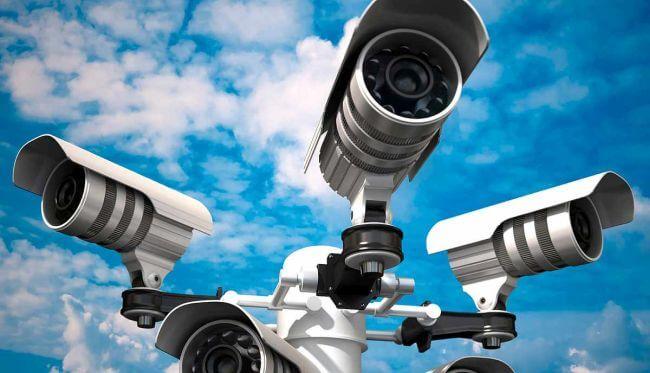 Oldukça maliyetli olan CCTV sistemleri düşük maliyetlerle yıldırım ve aşırı gerilimden korunabilir.