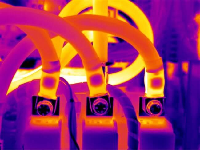Elektriksel bağlantılarınızı termal ölçüm metodu ile kontrol edebilirsiniz