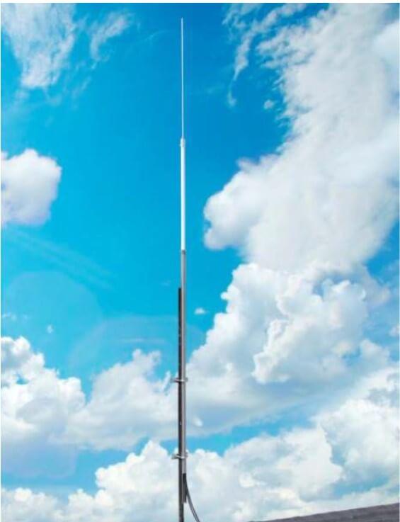 rüzgar ölçüm direklerin yıldırımdan korunması