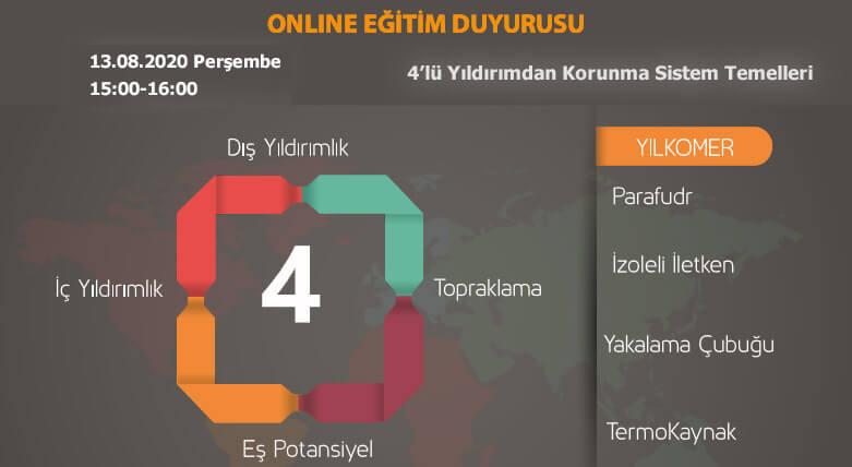 online eğitim programı