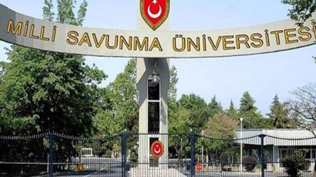 yılkomer milli savunma üniversitesi