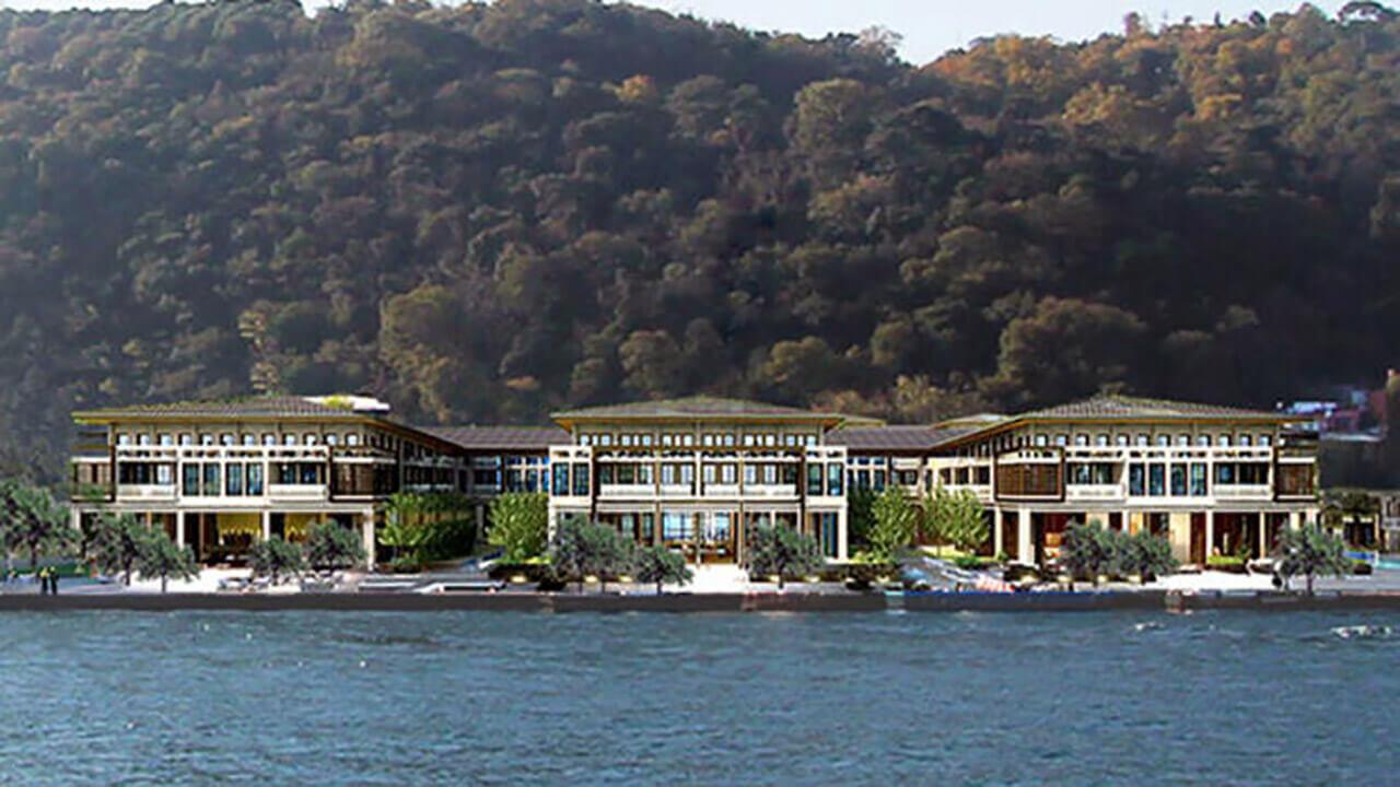 kurucesme mandarin oriental hotel yılkomer ile korunuyor