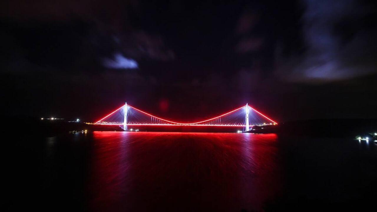Yavuz Sultan Selim Köprüsü Yılkomer