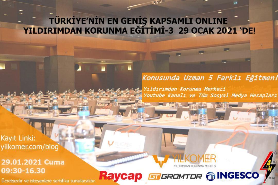 27 Ocak Online Eğitim