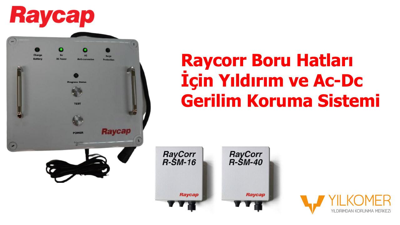 raycap raycorr boru hattı